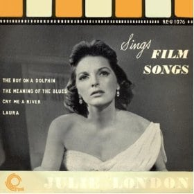 Julie London Sings Film Songs