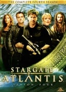 Stargate: Atlantis: The Complete Fourth Season