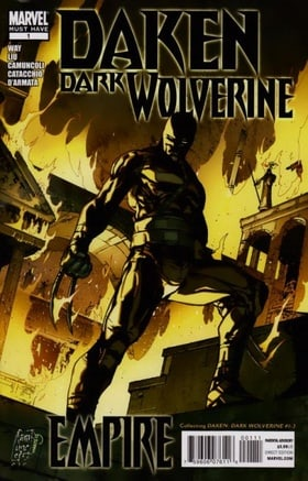 Daken: Dark Wolverine Empire