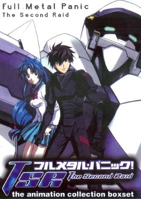 Full Metal Panic! The Second Raid                                  (2005- )