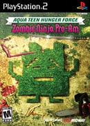 Aqua Teen Hunger Force: Zombie Ninja Pro-Am