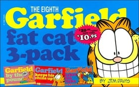 The Eighth Garfield Fat Cat 3-Pack