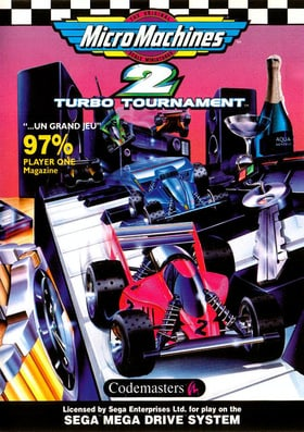 Micro Machines 2 : Turbo Tournament