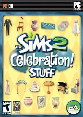 The Sims 2: Celebration! Stuff