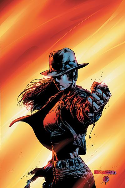 The Question (Renee Montoya)