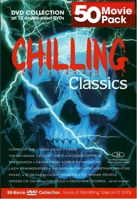 Chilling Classics (50 Movie Pack Collection)
