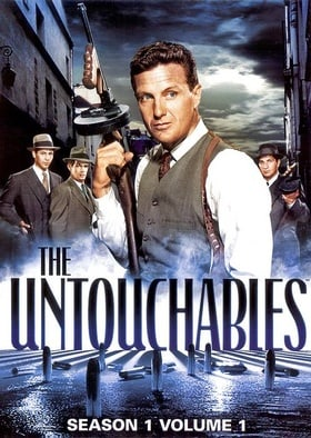The Untouchables                                  (1959-1963)