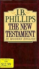 J.B. Phillips New Testament