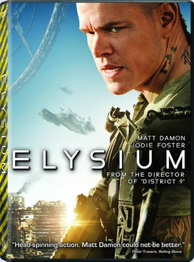 Elysium  (+ UltraViolet Digital Copy)