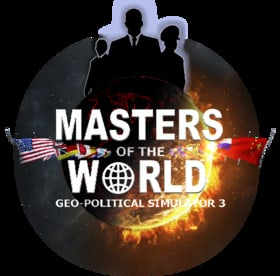Geopolitical Simulator Masters Of The World