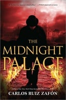 The Midnight Palace (Adult Cover)