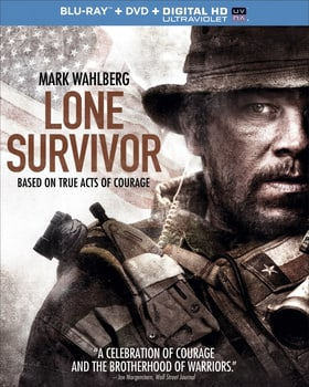 Lone Survivor (Blu-ray + DVD + UltraViolet Digital Copy)