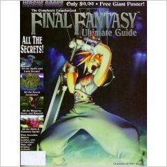 Final Fantasy VII Ultimate Guide (Versus Books)