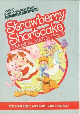 Strawberry Shortcake: Musical Matchups