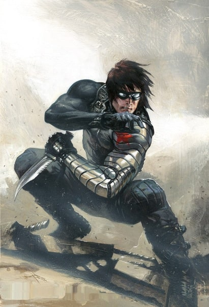 Winter Soldier (James 'Bucky' Barnes)