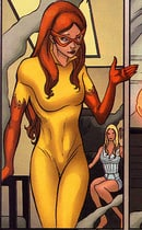 Firestar (Angelica Jones)