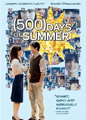 500 Days of Summer   [Region 1] [US Import] [NTSC]