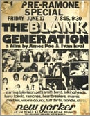 The Blank Generation