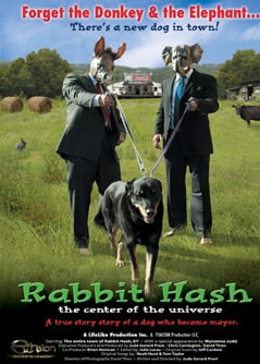 Rabbit Hash: Center of the Universe                                  (2004)