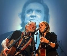 The Johnny Cash Memorial Tribute : A celebration of friends & family