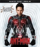 Ant-Man (3D Blu-ray + Blu-ray + Digital HD)