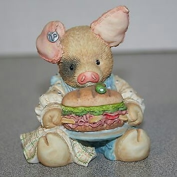 "This Little Piggy - ""This Little Piggy Ate Roast Beef"""