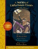 "A Series of Unfortunate Events - Lemony Snicket Gift Pack: 4-6: ""The Miserable Mill"", ""The Austere A"