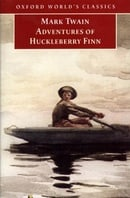 Adventures of Huckleberry Finn (Oxford World