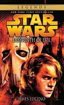 Star Wars Labyrinth of Evil (Star Wars (Del Rey))