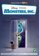 Monsters, Inc. (2 Disc Collector