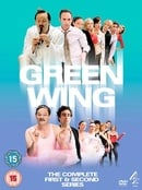 Green Wing - Series 1 & 2 (4 Disc Box Set)