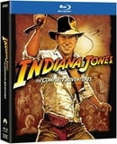 Indiana Jones: The Complete Adventures (Raiders of the Lost Ark / Temple of Doom / Last Crusade / Ki