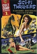 Cult Camp Classics 1: Sci-Fi Thrillers (Attack of the 50 Ft. Woman 1958 / Giant Behemoth / Queen of