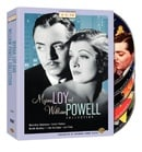 Myrna Loy and William Powell Collection (Manhattan Melodrama / Evelyn Prentice / Double Wedding / I