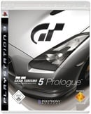 "PS3 Game Gran Turismo 5 - ""Prologue"""