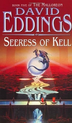Seeress Of Kell: (Malloreon 5) (The Malloreon (TW))