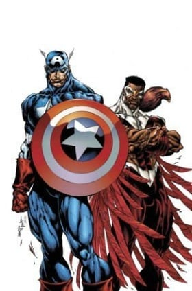 Captain America & The Falcon Volume 1: Two Americas TPB: Two Americas v. 1 (Captain America and the Falcon)
