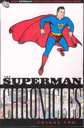 Superman Chronicles TP Vol 02