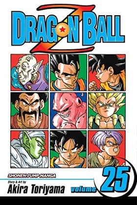 Dragon Ball Z, Vol. 25