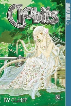 Chobits, Volume 5