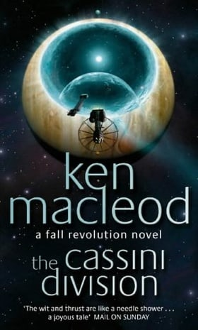 The Cassini Division: Book Three: The  Fall Revolution Series: A Fall Revolution Novel