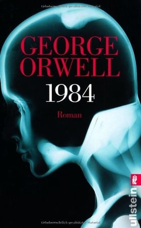 1984 Nineteen Eighty-Four (Im Deutsch/In German)