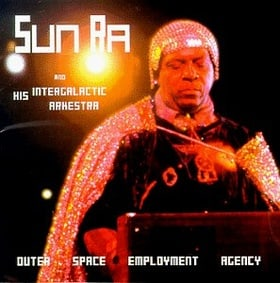 Outer Space Employment Agency
