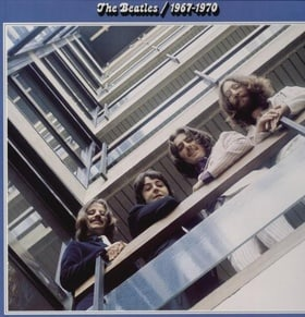 The Beatles 1967-1970 [VINYL]