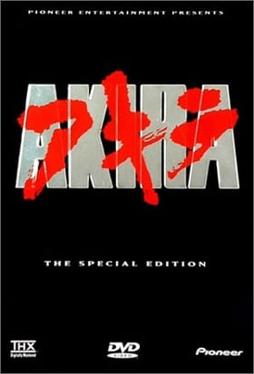 Akira (Special Edition + Tin Packaging)