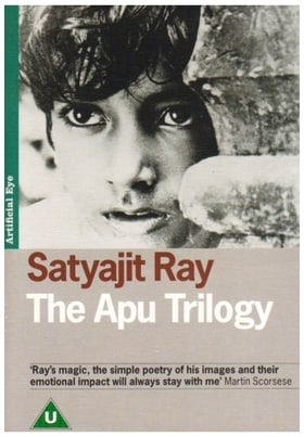 Apu Trilogy ( Aparajito / Pather Panchali / Apur Sansar ) ( The Unvanquished / Song of the Road / Th