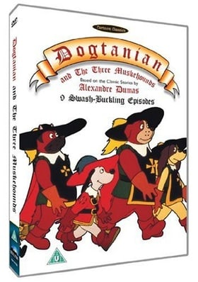 Dogtanian and the Three Muskehounds: Volume 1 - Episodes 1-9