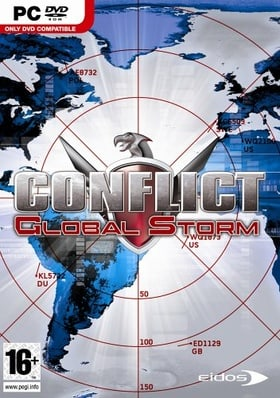 Conflict: Global Storm (PC CD)