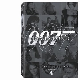 James Bond Ultimate Edition - Vol. 4 (Dr. No / You Only Live Twice / Octopussy / Tomorrow Never Dies