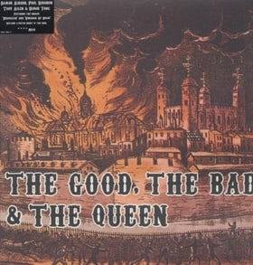 The Good, the Bad & the Queen [VINYL]